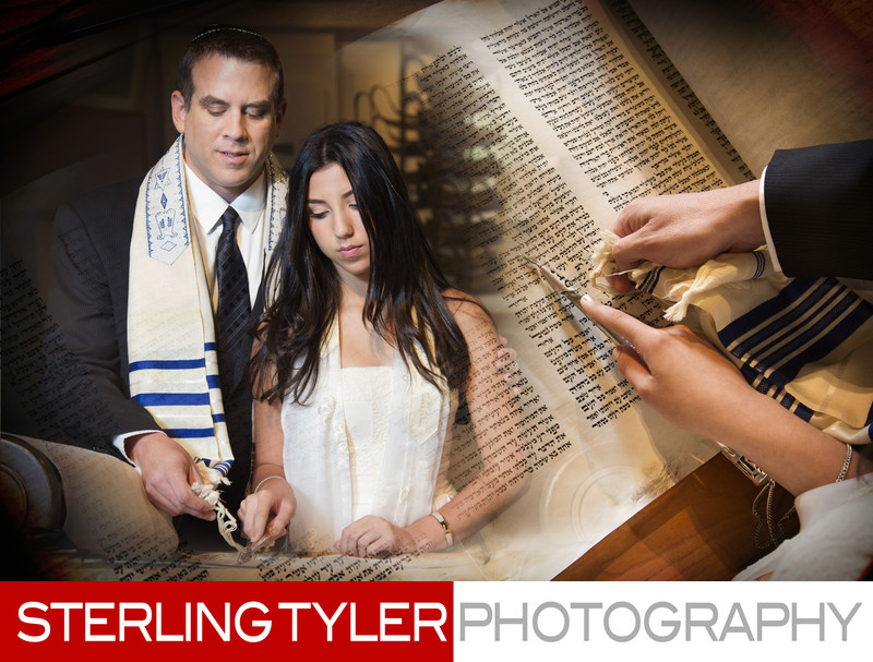 best los angeles bat mitzvah photographer portrait