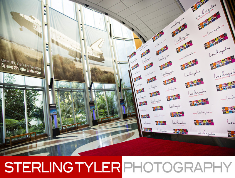 Red Carpet Event at the California Science Center