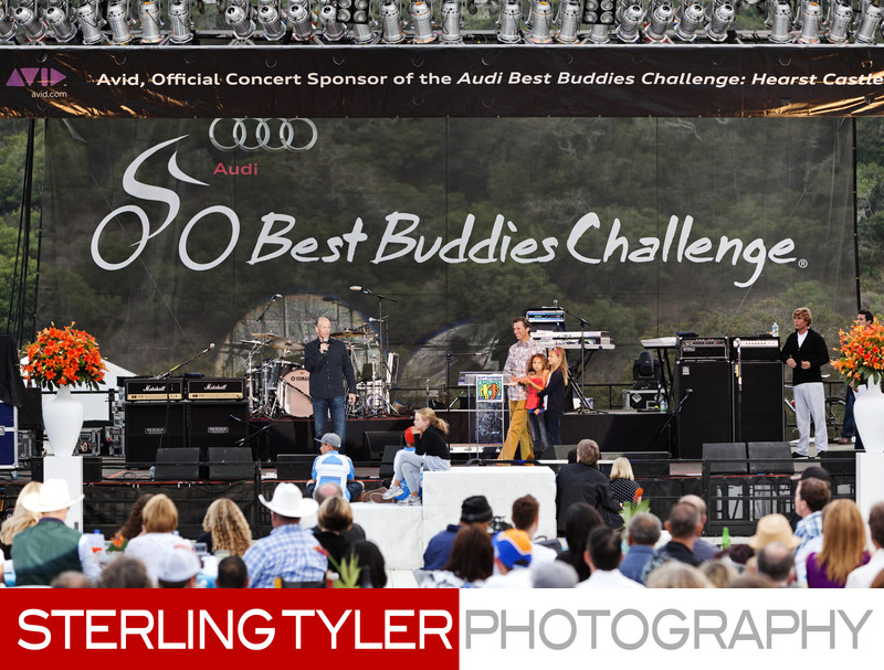best buddies challenge hearst castle event photographer