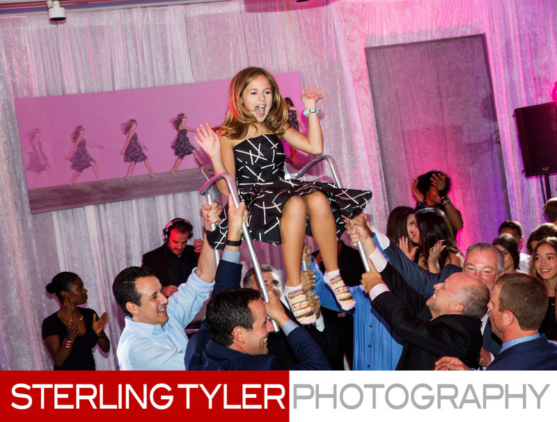 bat mitzvah hora skirball center la photographer sterling tyler