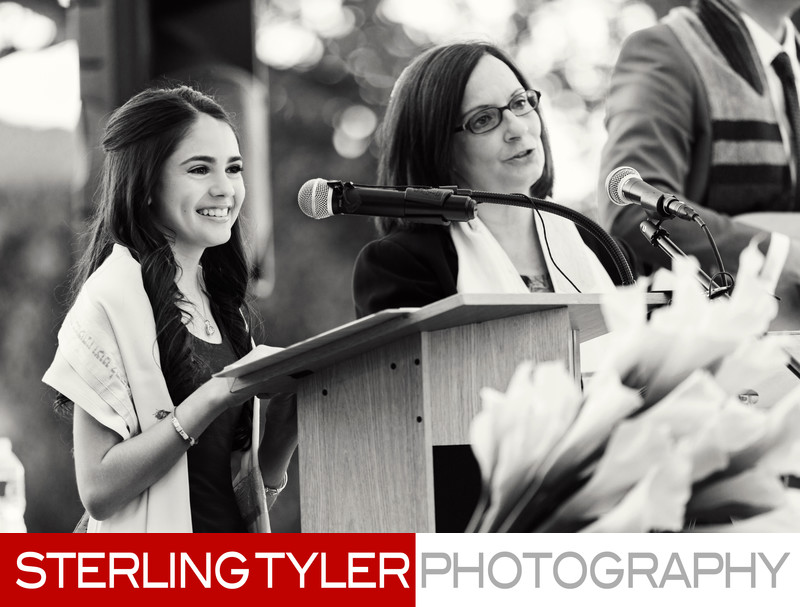 bat mitzvah service candid photography los angeles photographer
