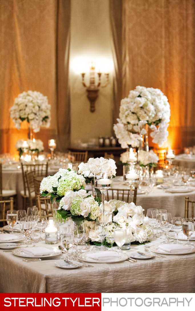 montage hotel beverly hills wedding decor
