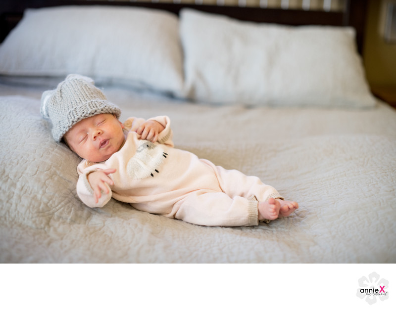 Newborn Photographer in Tahoe