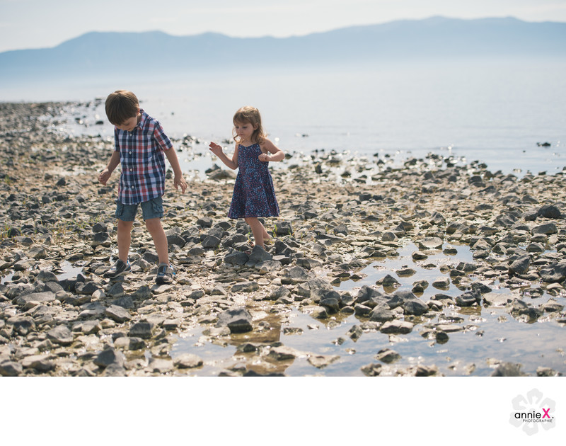 Professional Child Photographer in Lake Tahoe