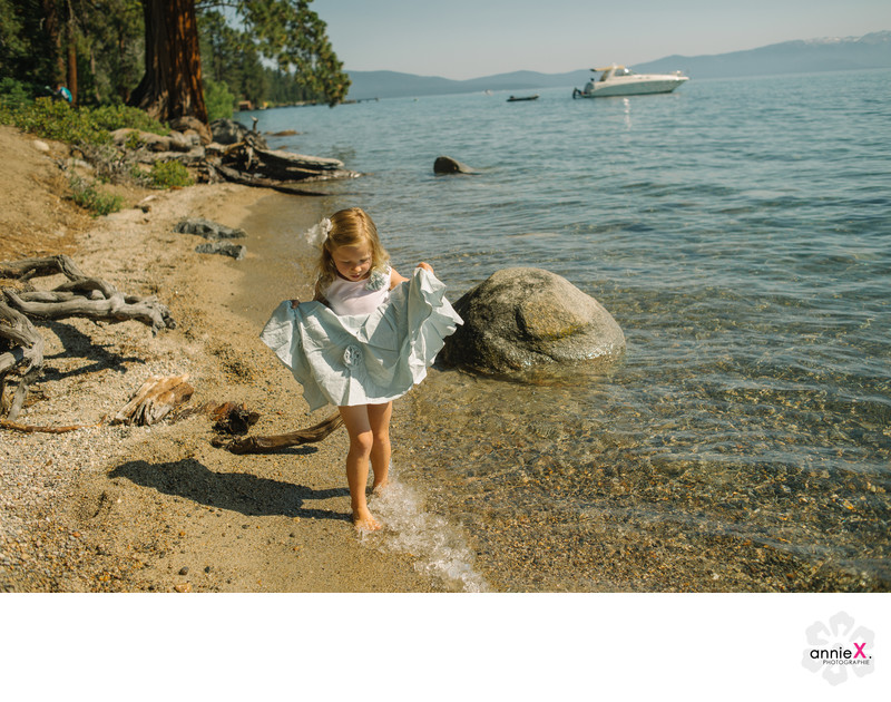 Lifestyle Children Photographer Tahoe