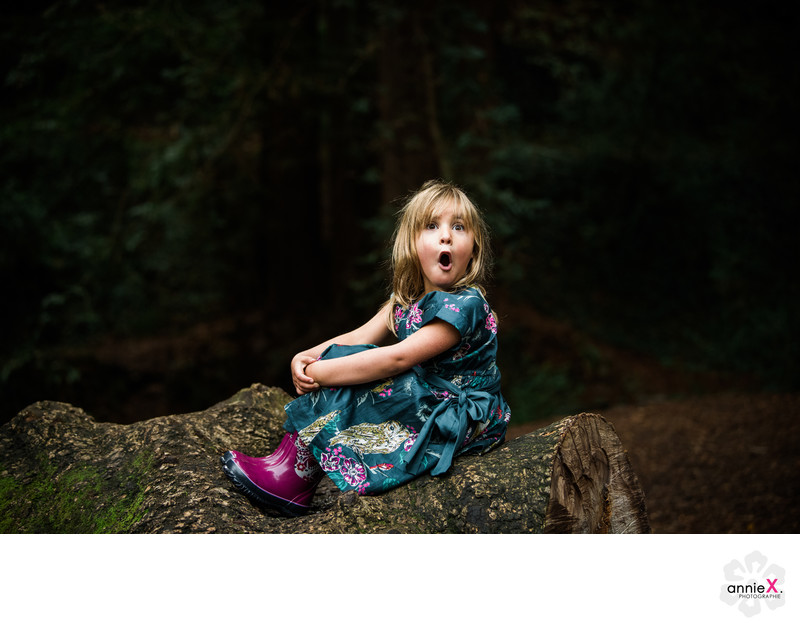 Mill Valley child photographers