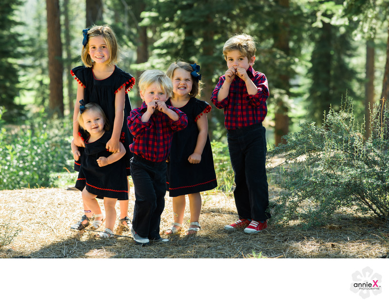 Martis Camp children photographer
