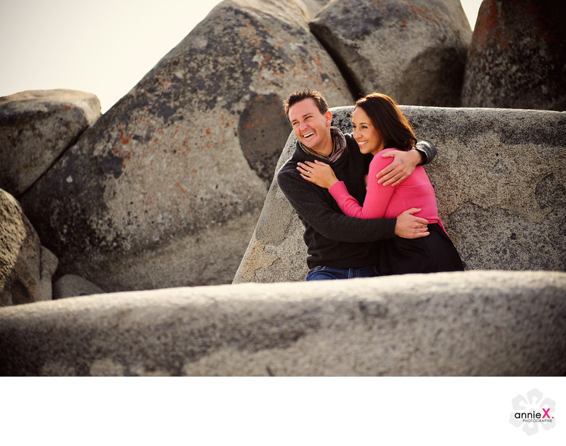 Lifestyle engagement Photographer in Tahoe city
