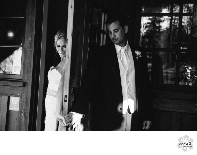 Documentary wedding photographer at Martis Camp