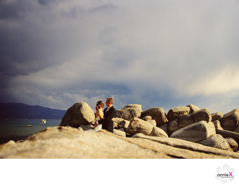 Lake Tahoe Elopement Photographer