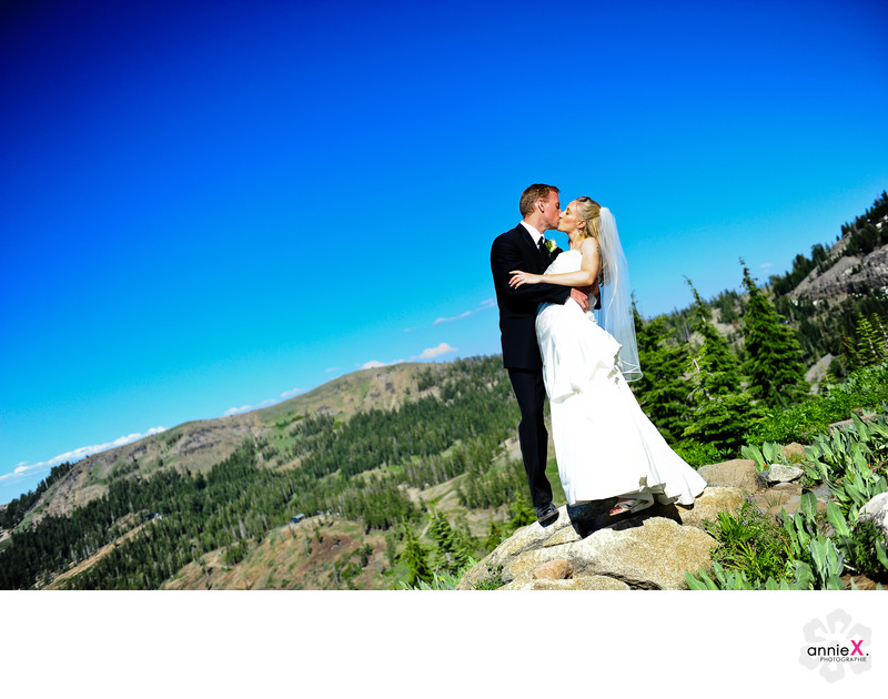 Mountain Top Wedding Photographer