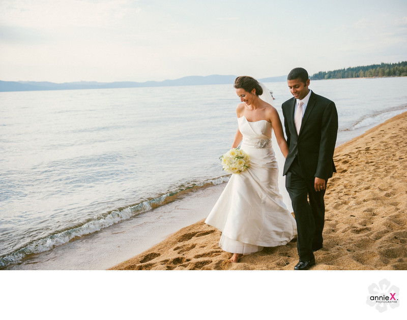Edgewood weddings beach photographer
