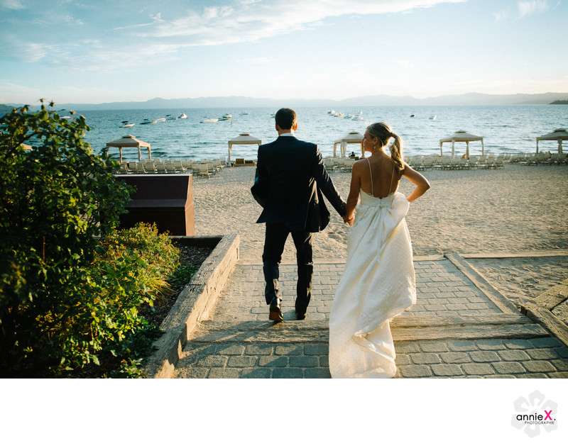Lake Tahoe wedding photographer at Hyatt Regency