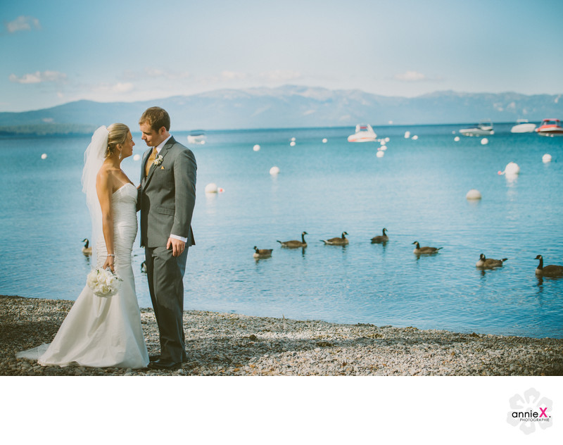 Weddings at West Shore cafe lake tahoe