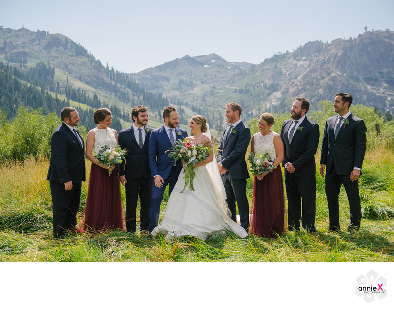 Squaw Valley wedding Photographer