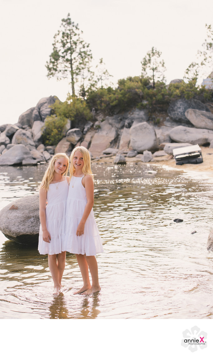 Professional Kid Photographers in Lake Tahoe