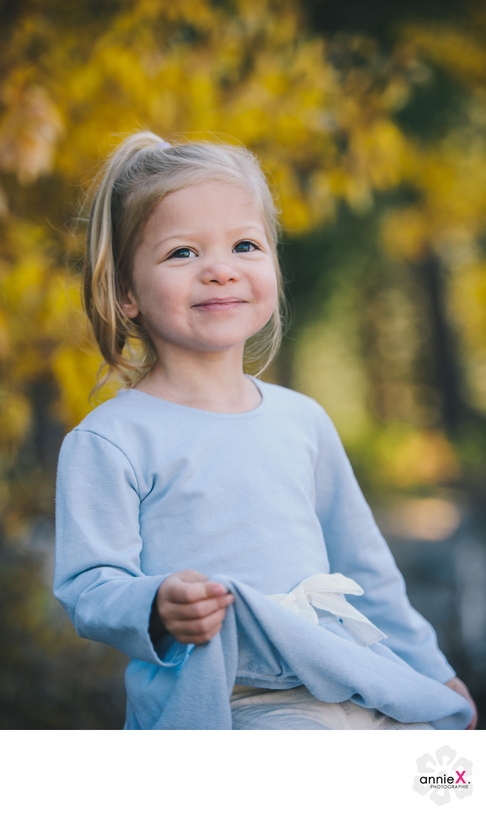 Professional Kid Photographer in Truckee