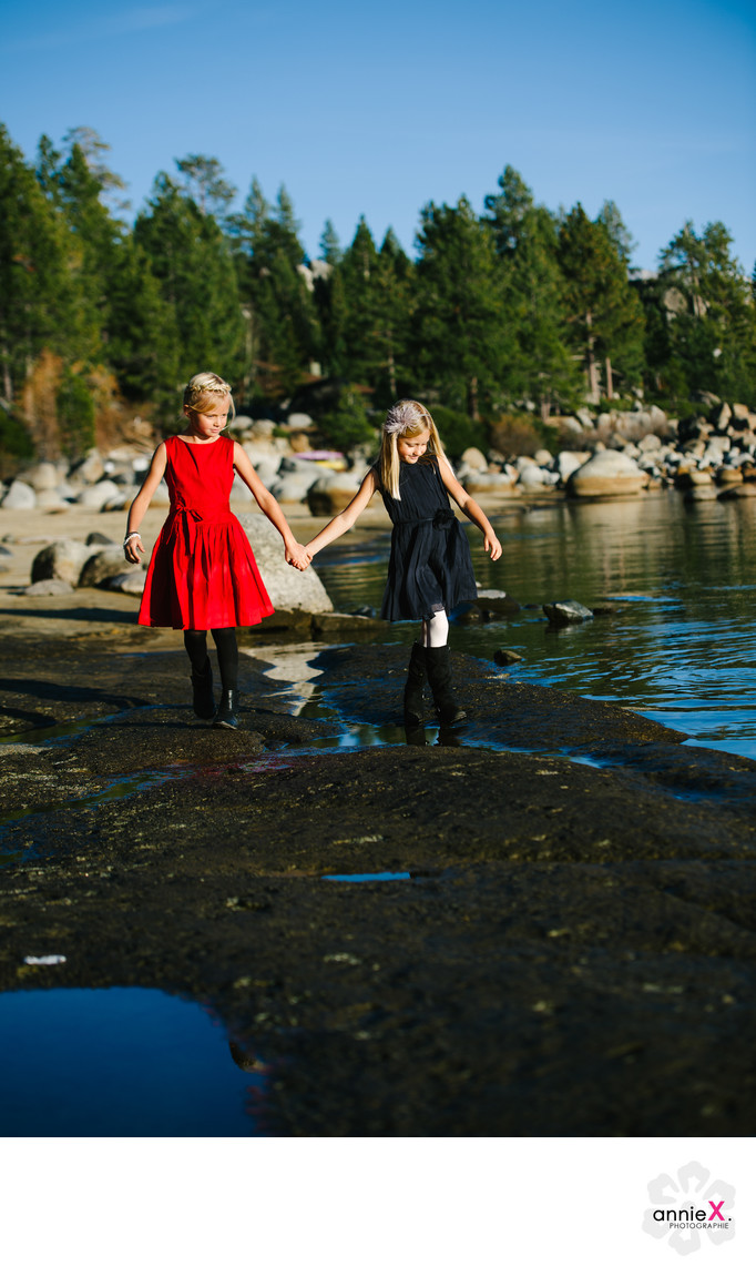 best lake tahoe  Child photographers
