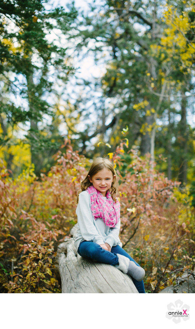 Fall Session Child Photographer