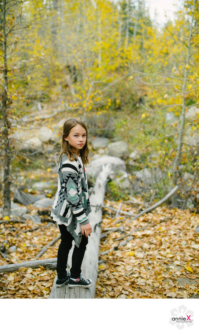 Fun Fall Session Children Photographer