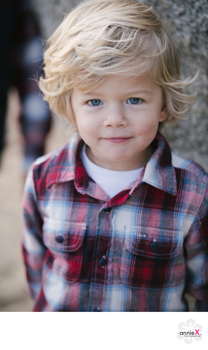 Boy in Paid family photographer