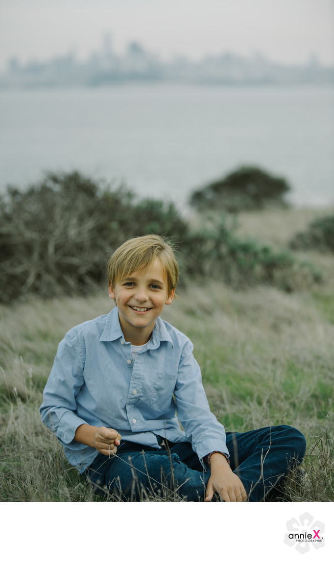 Fun Marin County Children Photographer