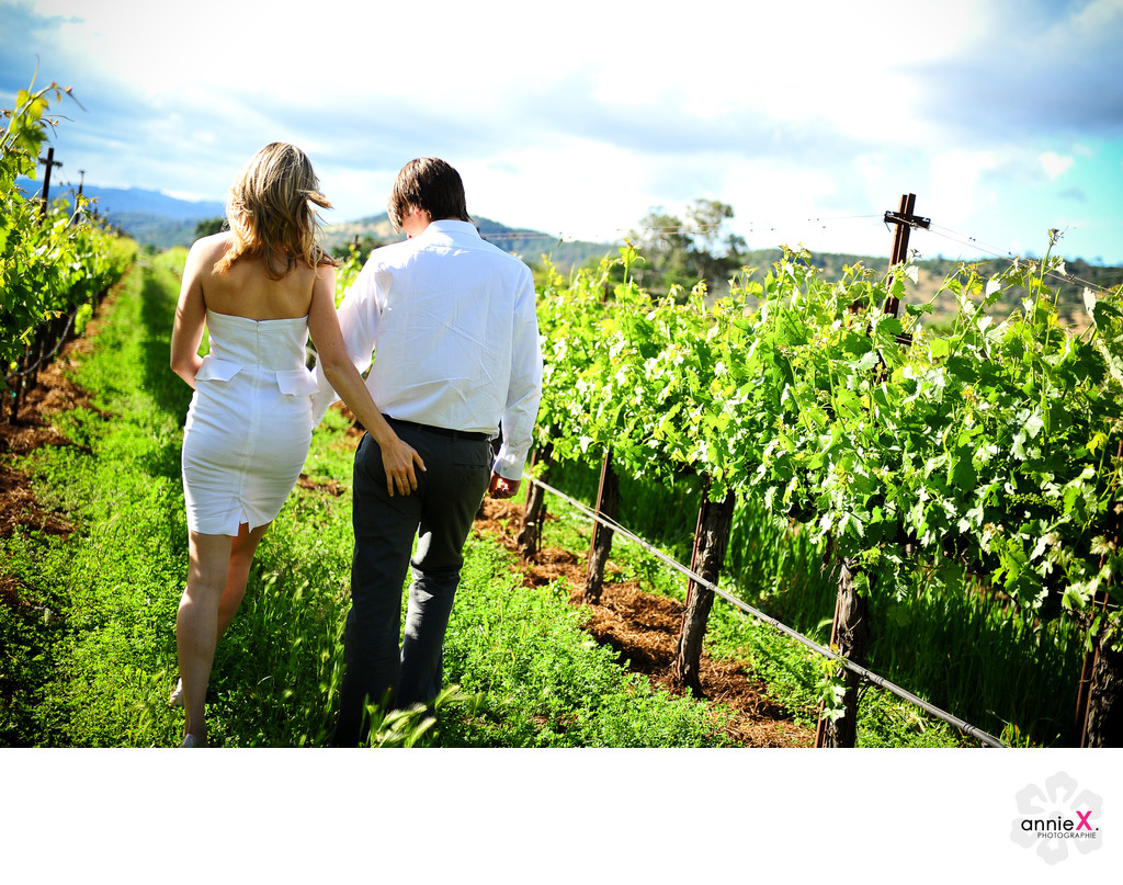 Locations for engagements in Vineyards