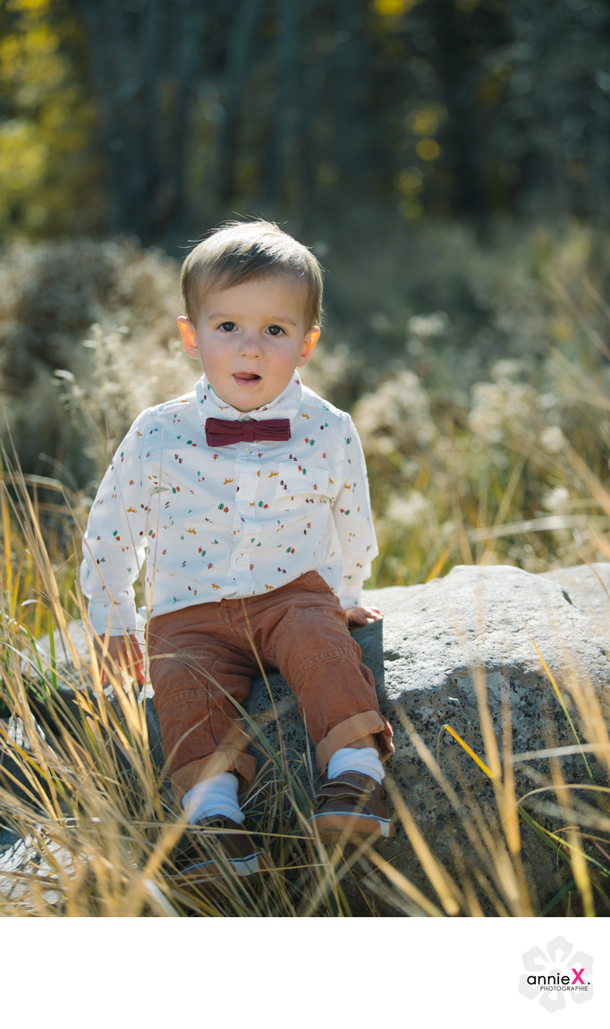 Child Truckee Photographer