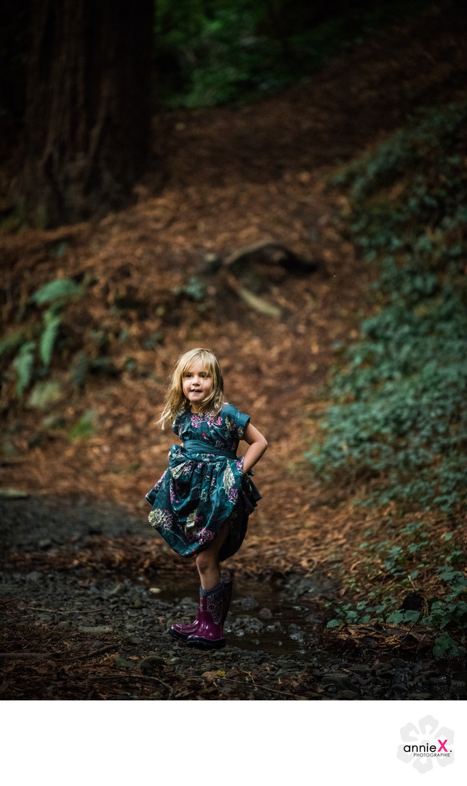 Mill Valley portrait photographer