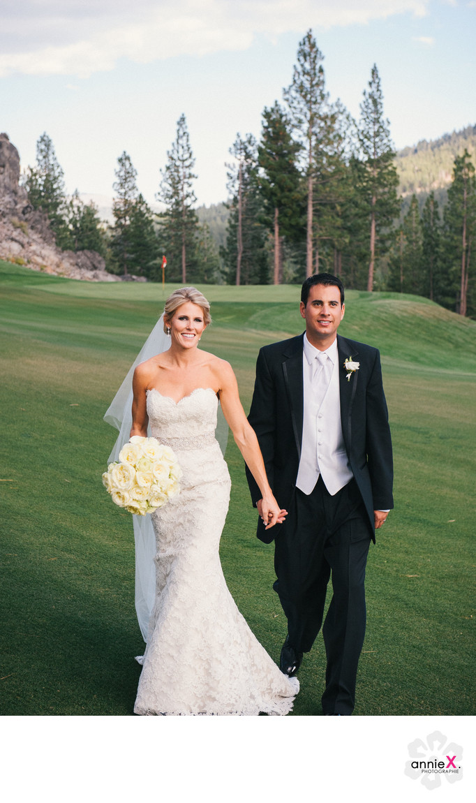 best Lake Tahoe area wedding photographer