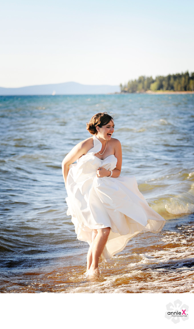 Wedding Photographers at Edgewood Tahoe