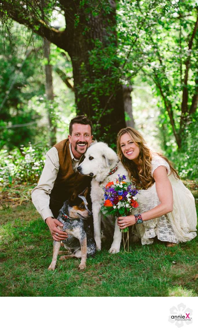 Best Wedding Photographer in Nevada City