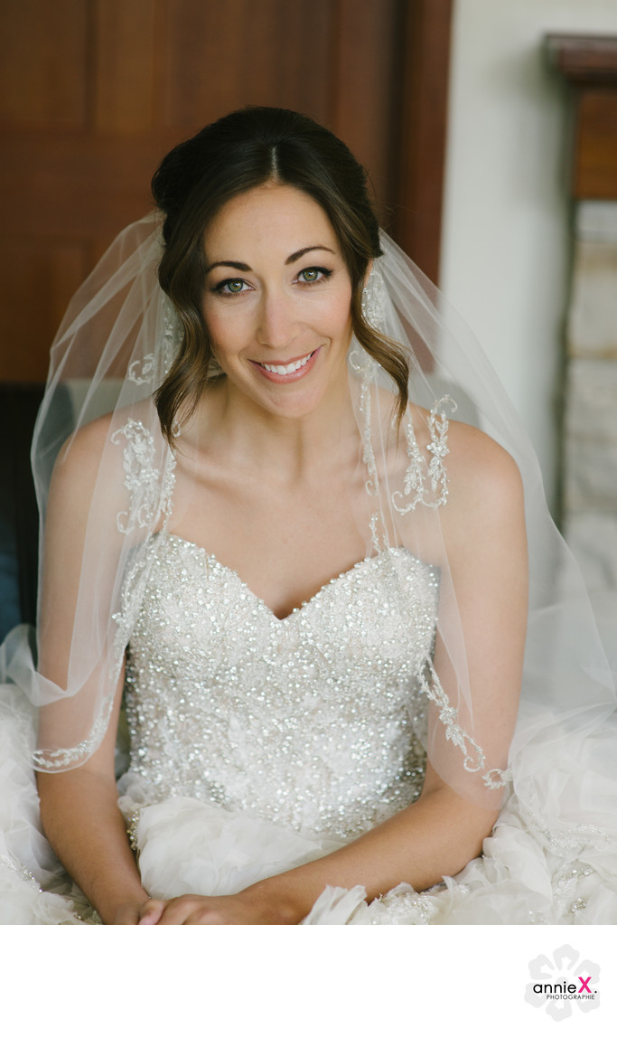 Glamour Bride at Resort at Squaw Creek