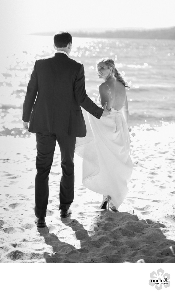 Mountain and Beach wedding photographer