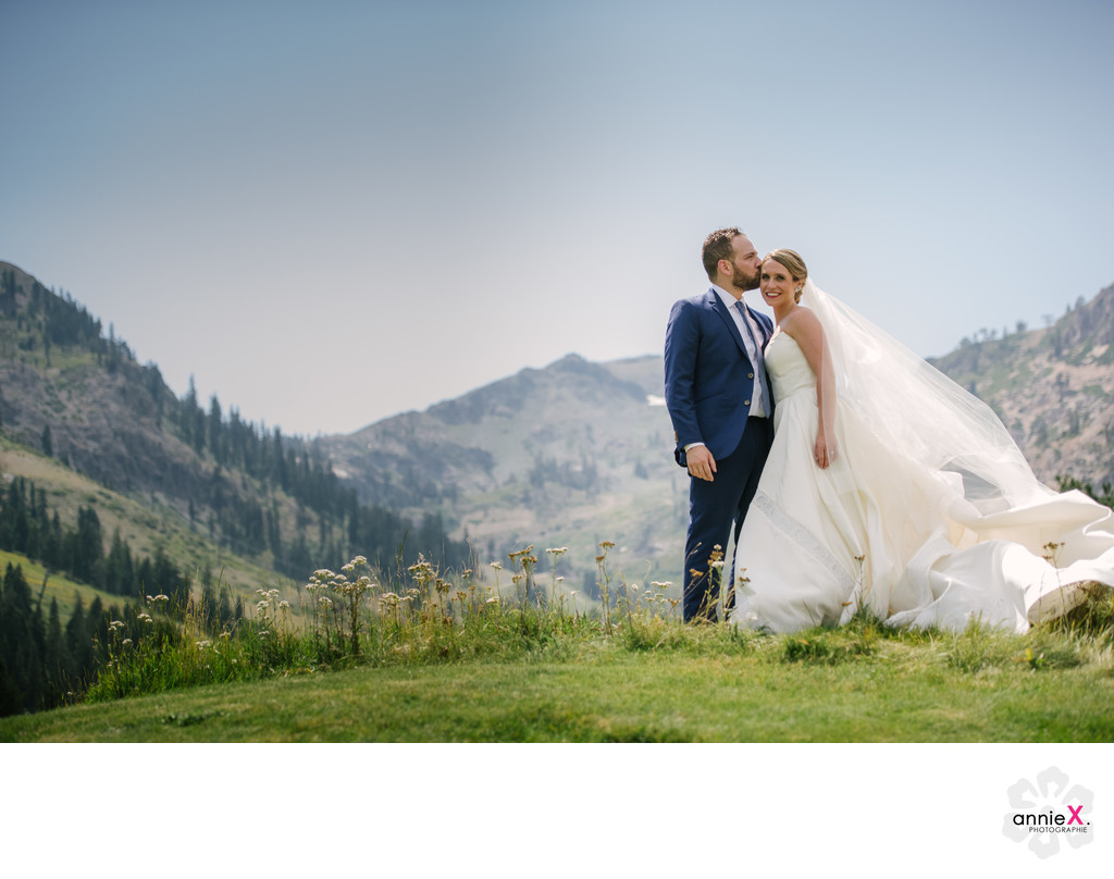 Weddings at the Olympic valley Stables