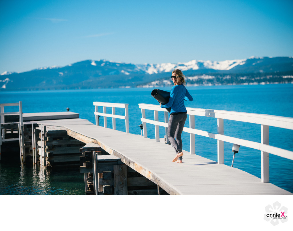 Marketing Lifestyle photographer in Tahoe