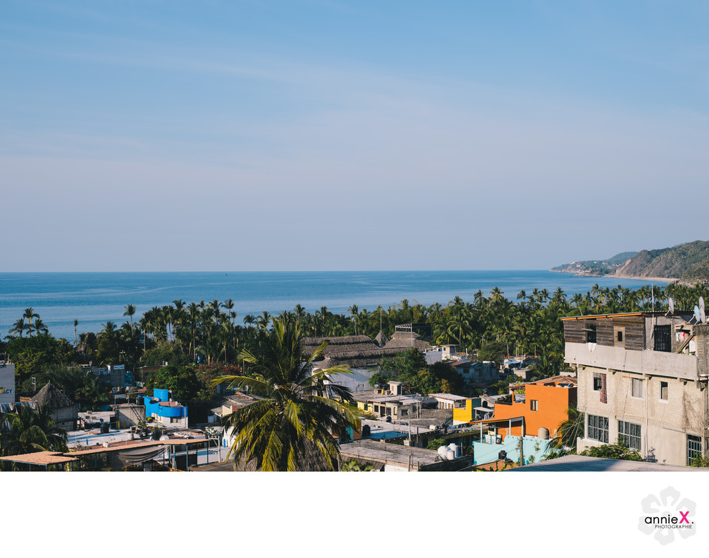 Sayulita high view