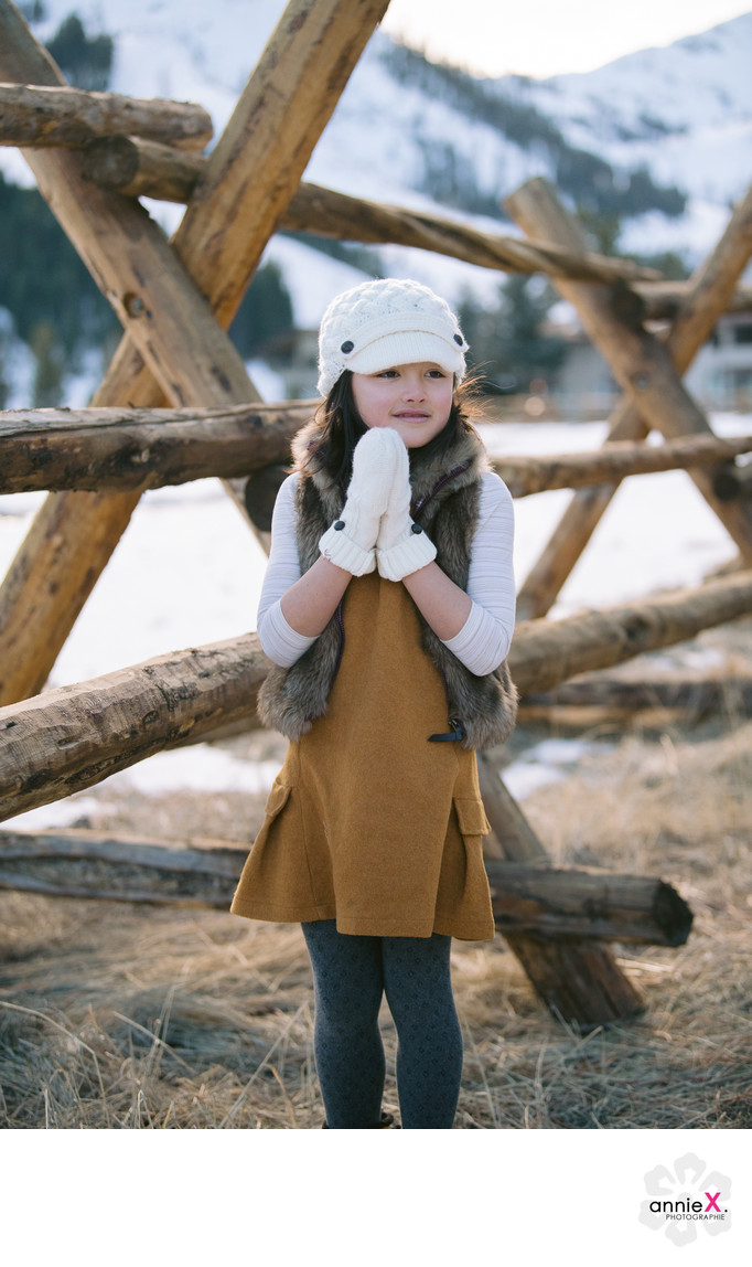 Professional Child Photographer in Squaw Valley