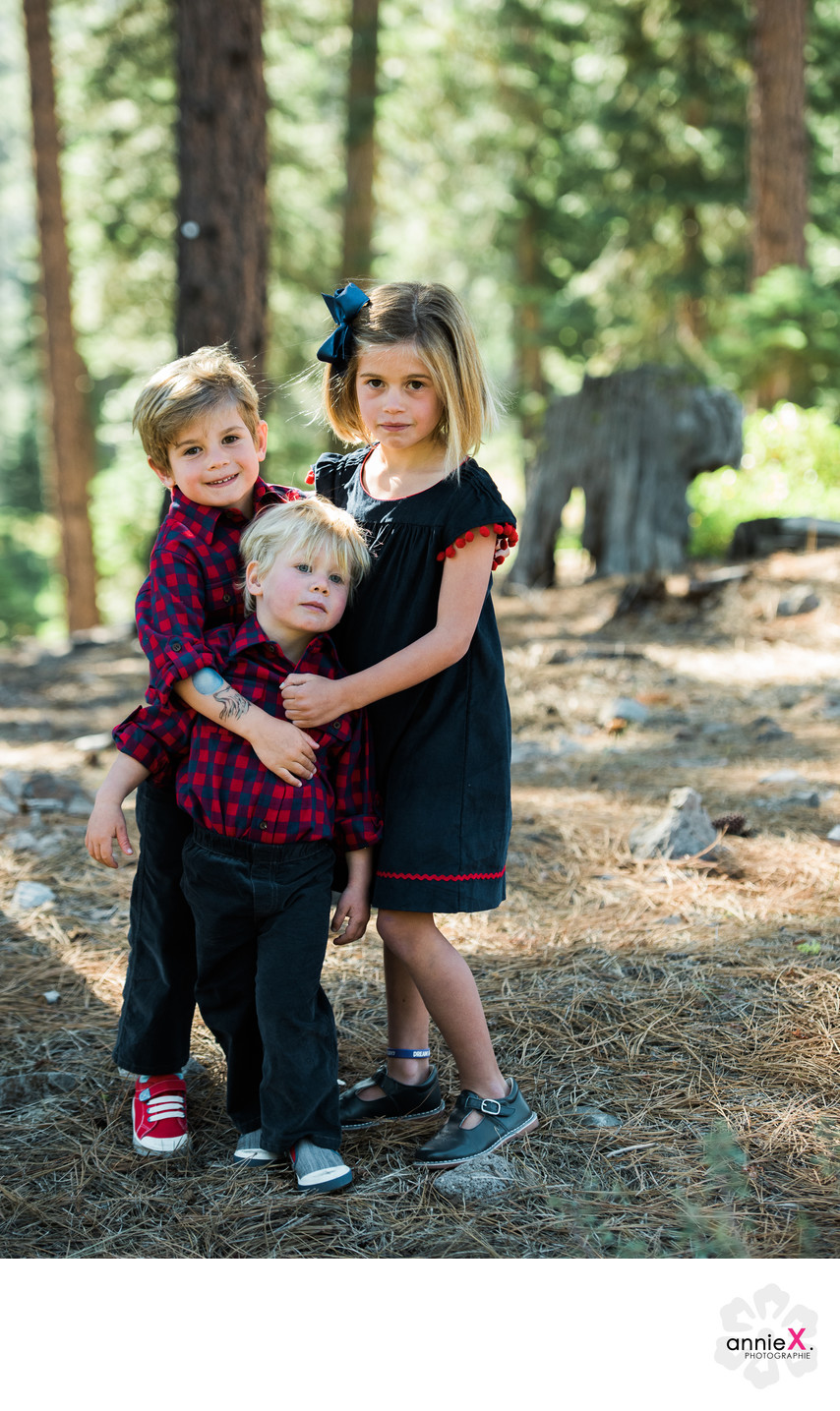 Martis Camp children photographers