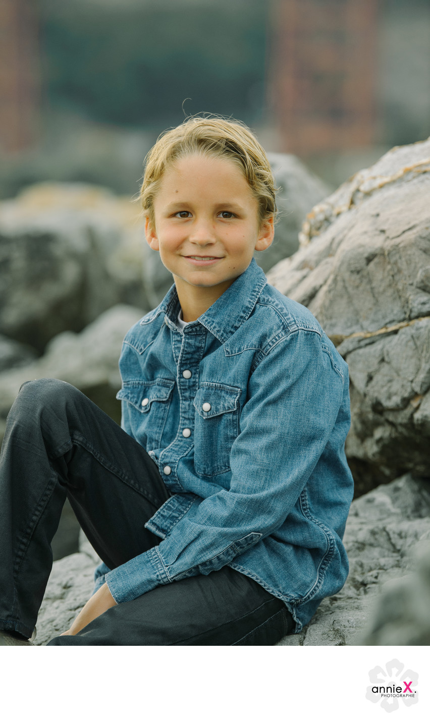 Marin County Children Photography