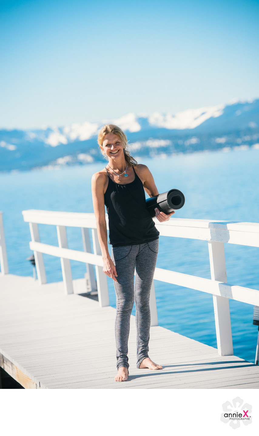 Modern and fun Marketing photographer Lake Tahoe