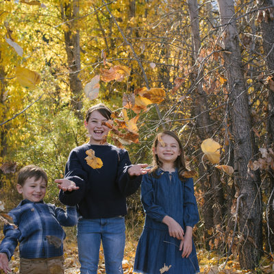 Family Photographer in Truckee