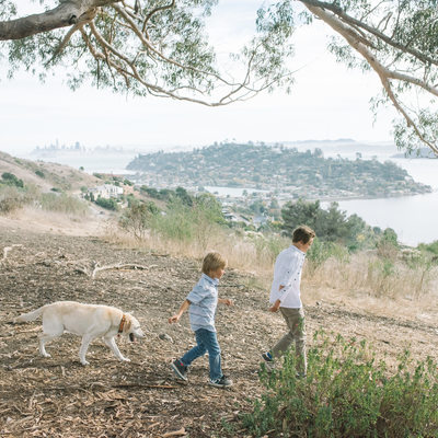 Tiburon family photographer