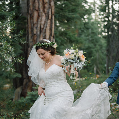 Professional photographer in Tahoe