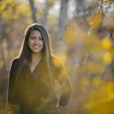 Fall Senior photo