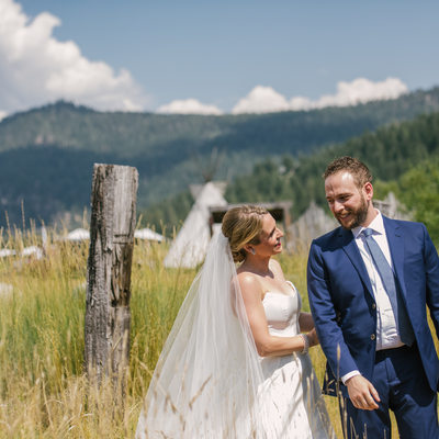 Professional photographer in Squaw Valley
