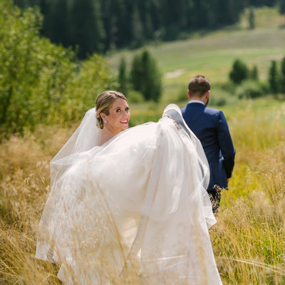 Squaw Valley stables wedding photographer
