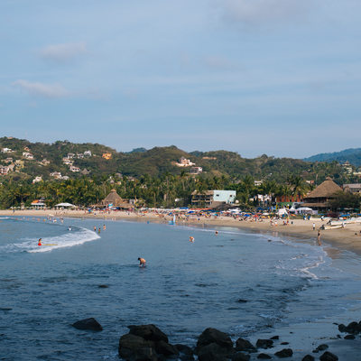 Bay of Sayulita