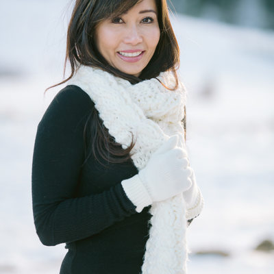 Winter Squaw Valley headshot photographer