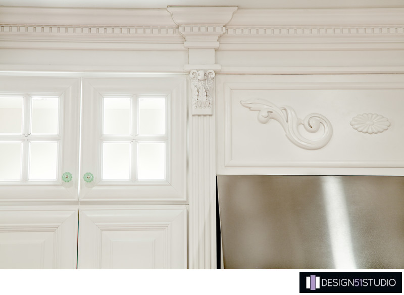 TRADITIONAL EPPING FOREST KITCHEN - DETAILS - HOLLY WIEGMANN - DESIGN 51 STUDIO